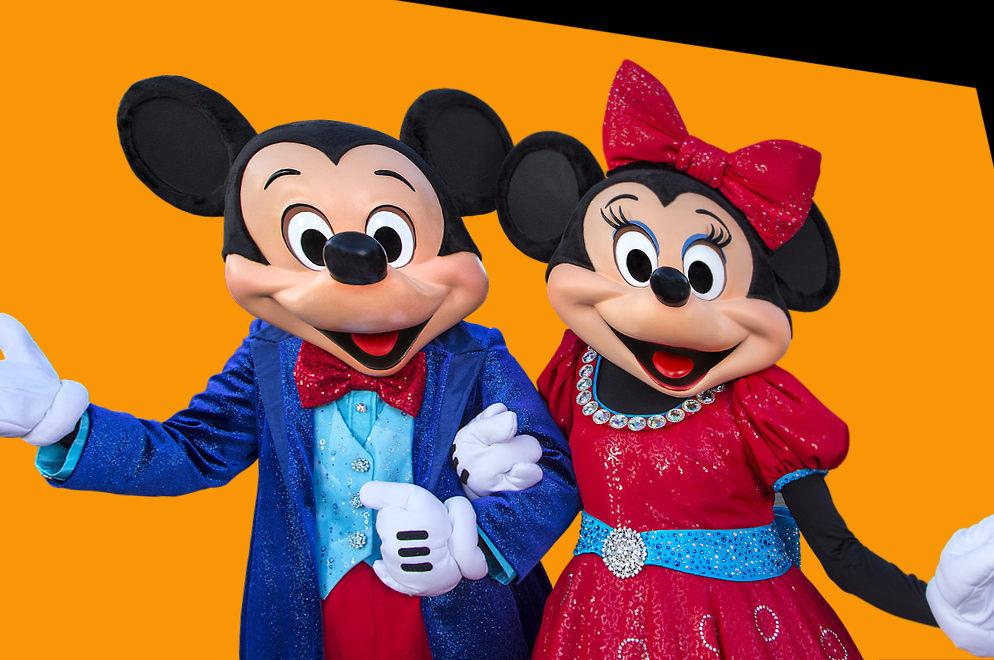 mickey de chez Disney